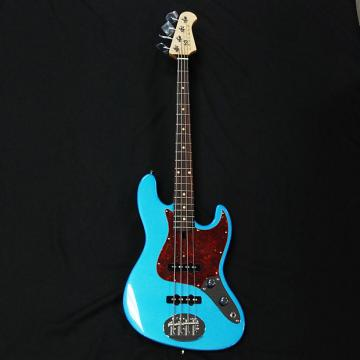 Custom Lakland USA 44-60 4 String Jazz Bass Lake Placid Blue