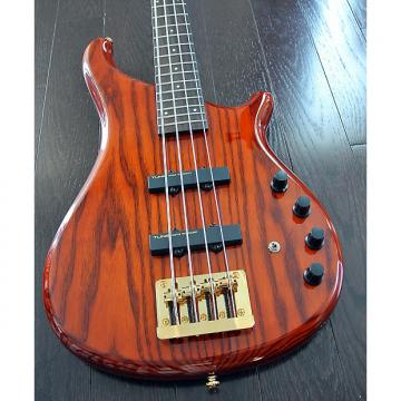 Custom TUNE Supernova Zi742 - NWB - 4 String Active Bass - In Nightwood finish - Brand NEW