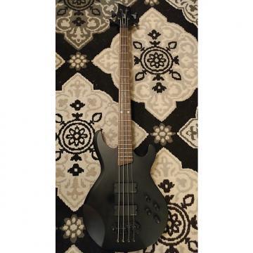 Custom Cort EVL-Z4B 2000s Black Matte