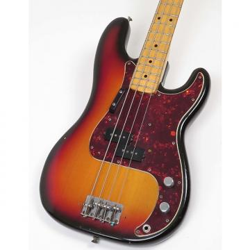 Custom Fender Precision Bass 1975 Sunburst