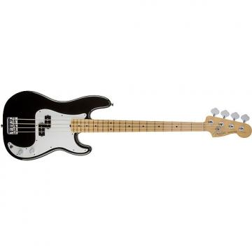 Custom Fender American Standard Precision Basså¨, Maple Fingerboard, Black 0193602706
