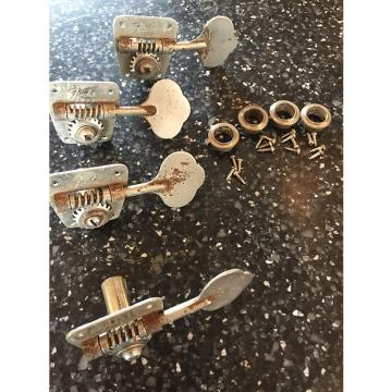Custom Fender Bass Tuners 1967-69?