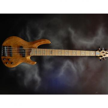 Custom ESP RB-1005 Burled Maple 5 string Bass