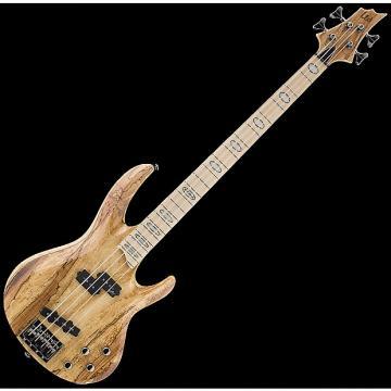Custom ESP LTD RB-1004SM NAT 4-String Electric Bass Guitar in Natural