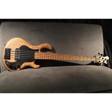 Custom New! Lutarius SL-5 2017 5-String Electric Bass Handmade Duncan pup's Hipshot Hardware Oil Finish