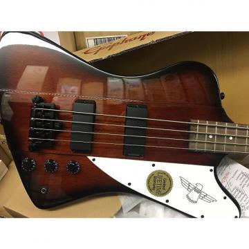 Custom NOS Epiphone Thunderbird IV Bass Vintage Sunburst