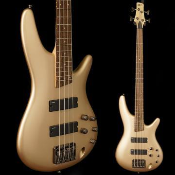 Custom Ibanez SR300ECGD SR Soundgear Electric Bass Guitar Champagne Gold