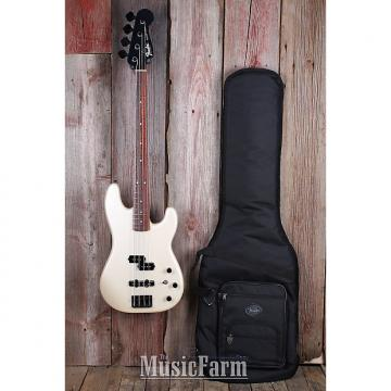 Custom Fender® Duff McKagan Precision Bass 4 String Electric P Bass Guitar with Gig Bag