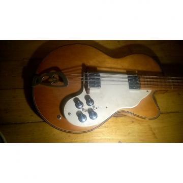 Custom Roger Rossmeisl bass