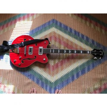 Custom Gretsch 5442 2014 Red