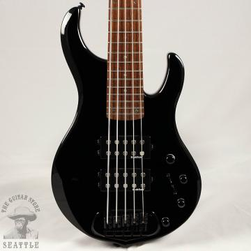 Custom Traben John Moyer Signature Five-String Bass Black Used