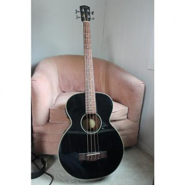 Custom Fender BG-31 MTB Acoustic Bass Black