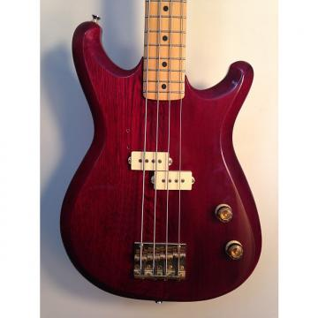 Custom Ibanez Roadster Bass RS721 1982 Transparent Red