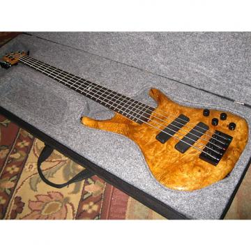 Custom Roscoe LG 3005 Bass Guitar Natural 2006 era