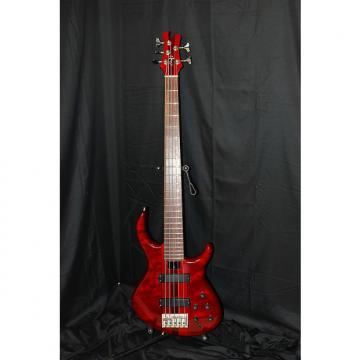 Custom 80s Pre Gibson Tobias Basic 5 Ser #743 18mm spacing bass guitar