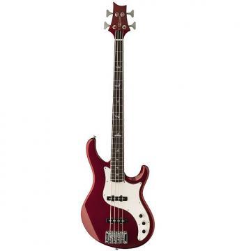 Custom PRS SE Kestrel Bass in Red Metallic w/ Gig Bag