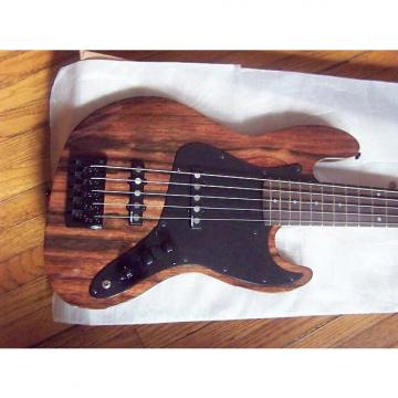 Custom Michael Kelly CCE5EB Custom Collection 5 String Bass Guitar Striped Ebony