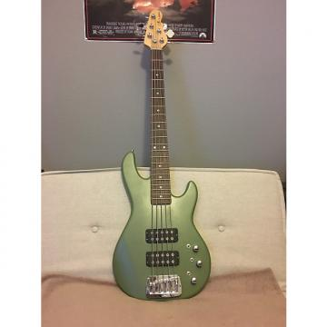 Custom G&L L-2500 Tribute Cadillac Green Project