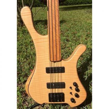 Custom Tom Clement  Ergo Fretless Bass #377