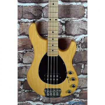 Custom Musicman Sterling 4-String Electric Bass Natural w/BAg