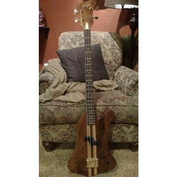 Custom O'Hagan Shark Bass Guitar Rare 1983