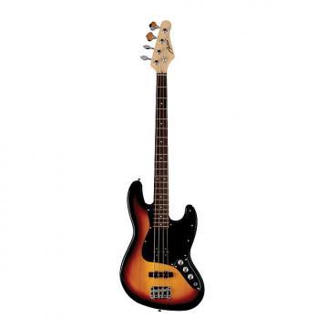Custom Austin AJB300SB Classic Style Sunburst Bass Guitar