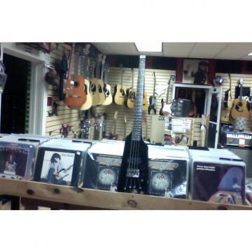 Custom Kramer  Duke Headless 4 String Electric Bass  1980's Black