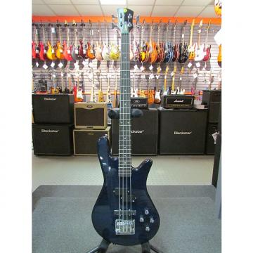 Custom Spector Legend 4 Standard Blue Stain Gloss