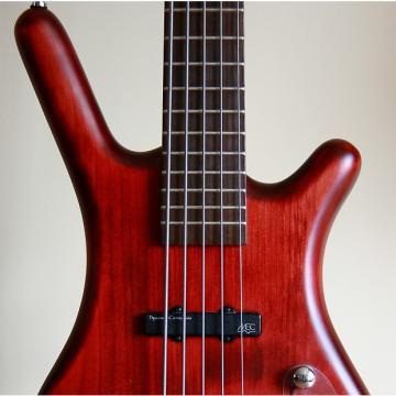 Custom Warwick RockBass Corvette Basic 5 String Bass Guitar