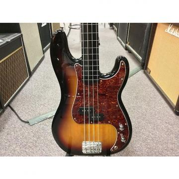 Custom Squier Vintage Modified Fretless Precision Bass