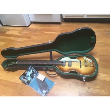 Custom Hofner 500/1 Vintage '61 Cavern Bass 2004 2 Color Sunburst