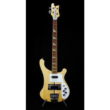 Custom Rickenbacker 4001 1977 Mapleglo