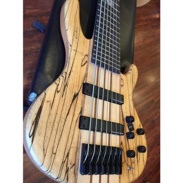 Custom Wolf 7 String Jazz 2017 Spalted Maple