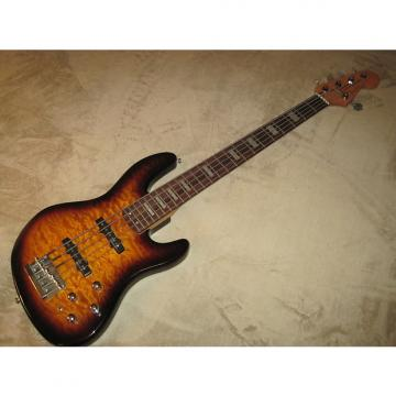 Custom Introduced in 2006 Fender Jazz 24 w/case  (5 string)  (cheap ship $$ Indiana and surrounding states)