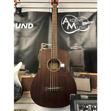 Custom Ibanez Acoustic Bass PCBE12MH-OPN