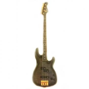 Custom Fender Precision Bass Lyte -1994 Active Bass Made in Japan Foto Flame Gray/Black