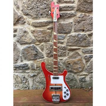 Custom Rickenbacker 4001 1974 Fireglo