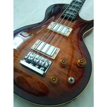Custom Edwards Les Paul type Bass w/HSC