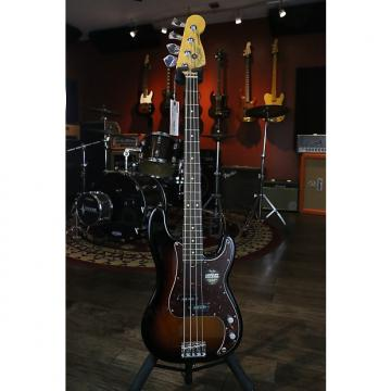 Custom Fender American Standard Precision Bass Rosewood 2014 Three Tone Sunburst