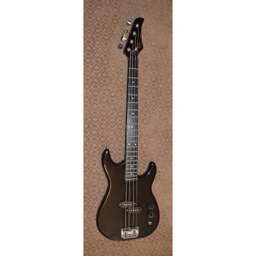 Custom Kay Starter P Bass 1970's 1980's Black