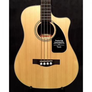 Custom Fender CB-100CE Acoustic Bass