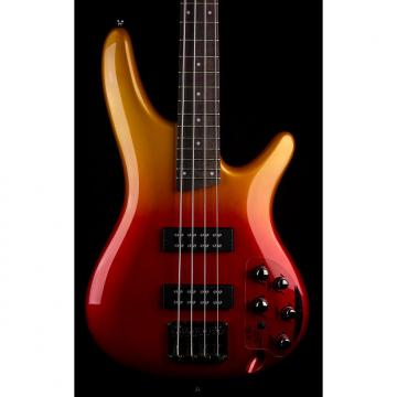 Custom Ibanez SR300E Electric Bass Guitar, 24 Frets, SR4 5-Piece Neck, PowerSpan Dual Coil Passive Pickup,
