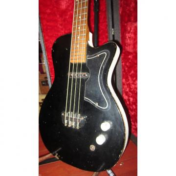 Custom Circa 1961 Silvertone U-1 Bass