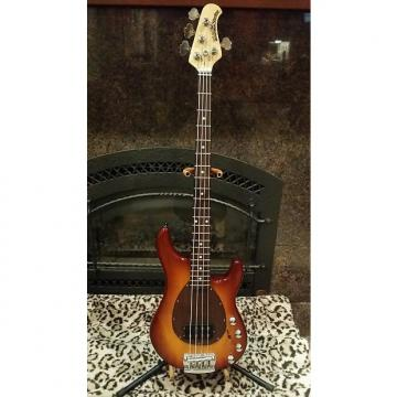 Custom Earnie Ball Music Man  Sterling  96 Sunburst