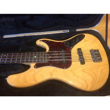 Custom Fender Jazz Deluxe American Usa 90's Natural