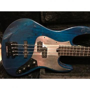 Custom ESP LTD PT-4 Pancho Tomaselli 2016 Black Aqua