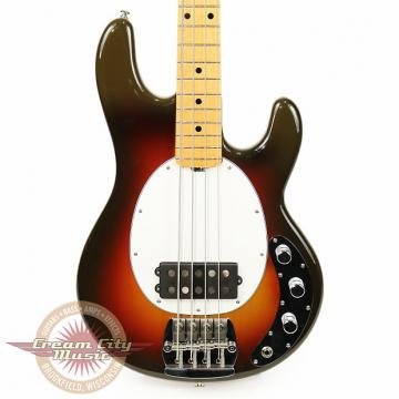 Custom Brand New Music Man StingRay 40th Anniversary Old Smoothie Bass in Chocolate Burst