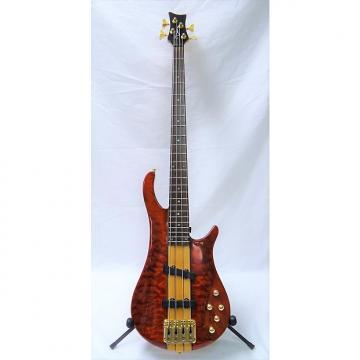 Custom Dean Razor Neck Thru Bass