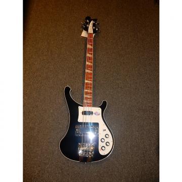 Custom Rickenbacker 4003 Electric Bass Guitar Jetglo