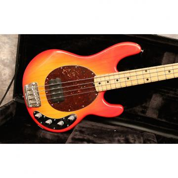 Custom 2005 Music Man Stingray Cherry Burst